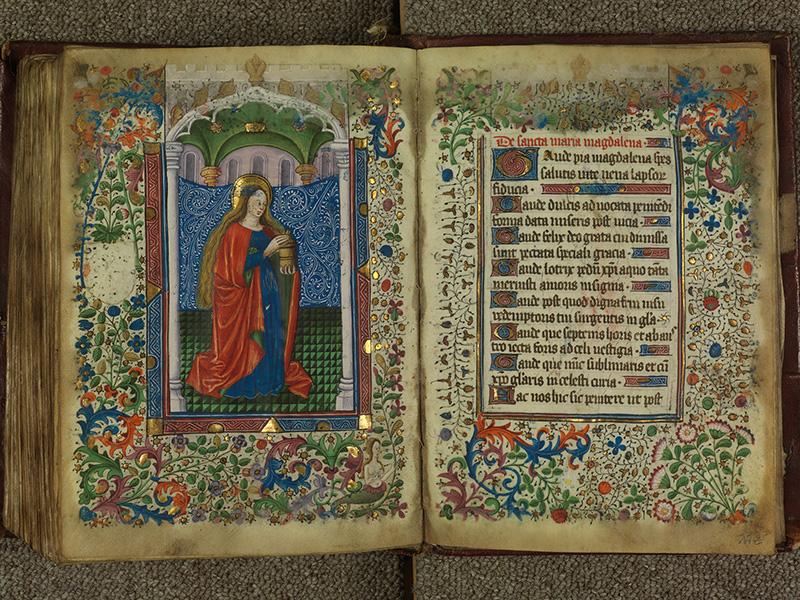 PARIS, Bibliothèque de l'Ecole des Beaux-Arts, Ms.Mas 0004, f. 171v - 172
