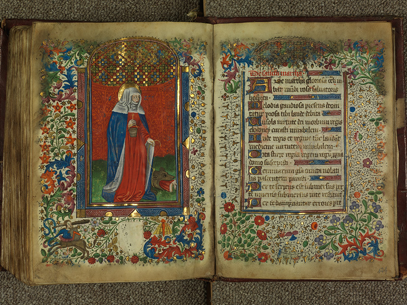 PARIS, Bibliothèque de l'Ecole des Beaux-Arts, Ms.Mas 0004, f. 173v - 174