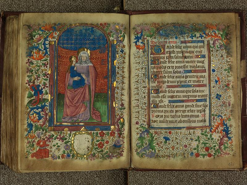 PARIS, Bibliothèque de l'Ecole des Beaux-Arts, Ms.Mas 0004, f. 175v - 176