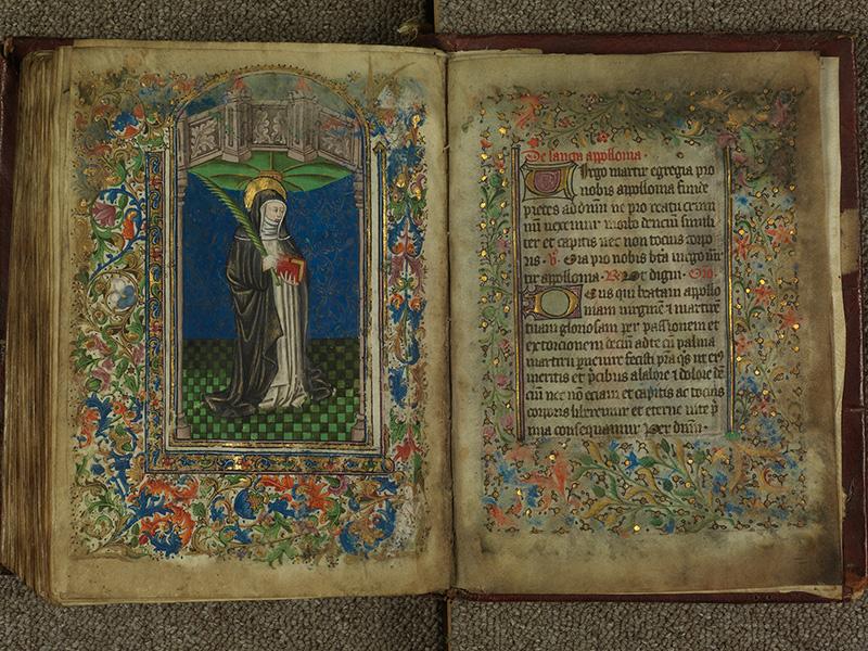 PARIS, Bibliothèque de l'Ecole des Beaux-Arts, Ms.Mas 0004, f. 177v - 178