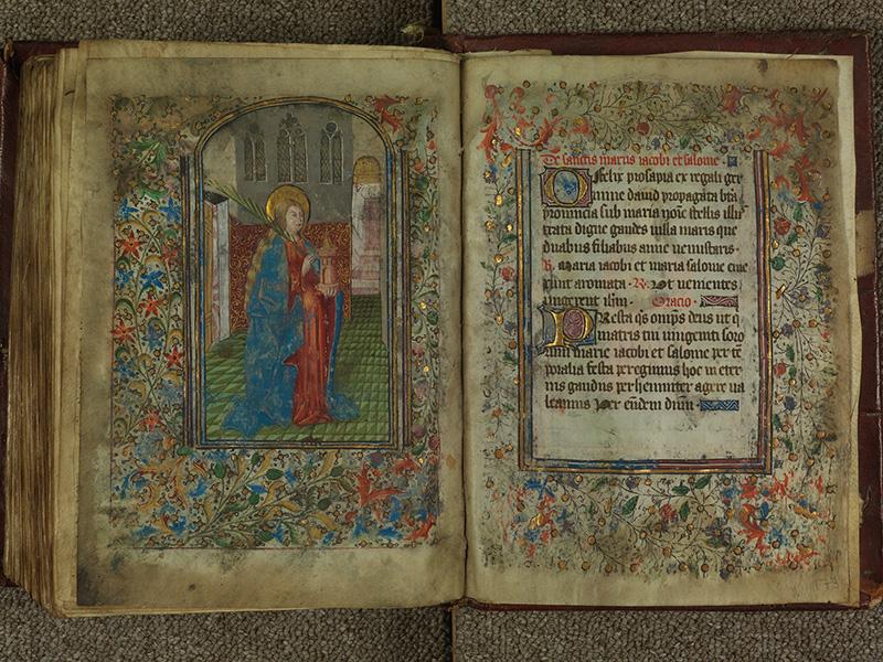 PARIS, Bibliothèque de l'Ecole des Beaux-Arts, Ms.Mas 0004, f. 178v - 179