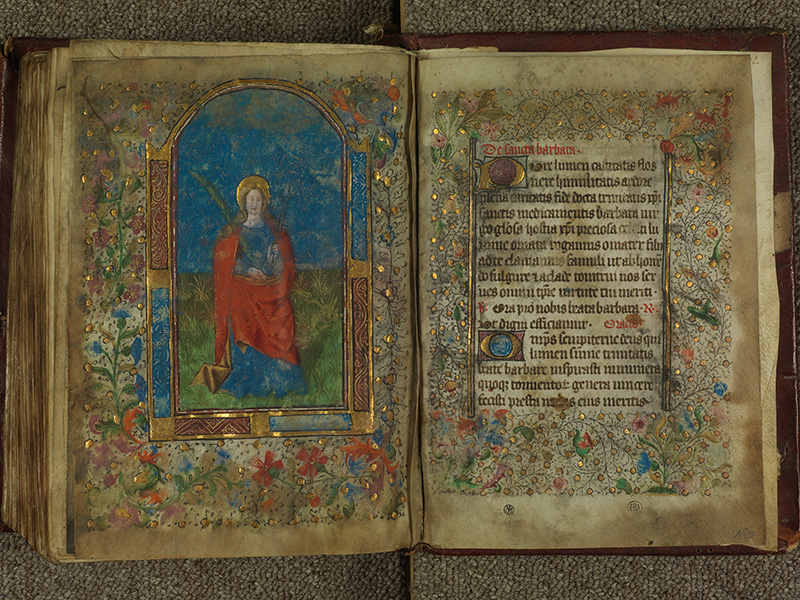 PARIS, Bibliothèque de l'Ecole des Beaux-Arts, Ms.Mas 0004, f. 179v - 180