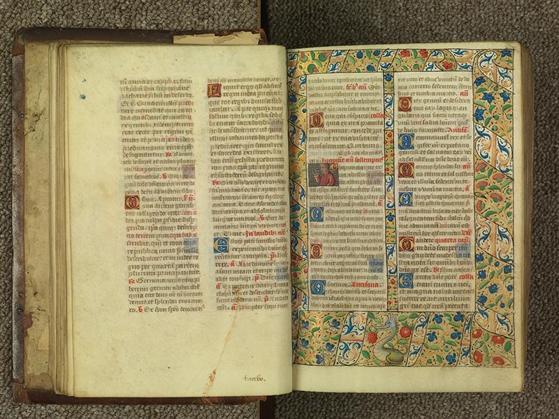 PARIS, Bibliothèque de l'Ecole des Beaux-Arts, Ms.Mas 0010, f. 025v - 026