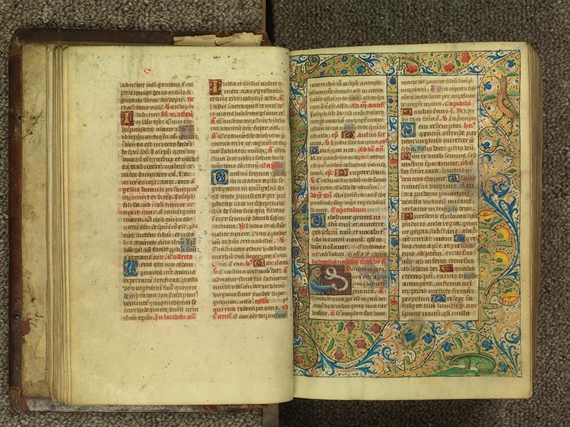 PARIS, Bibliothèque de l'Ecole des Beaux-Arts, Ms.Mas 0010, f. 029v - 030