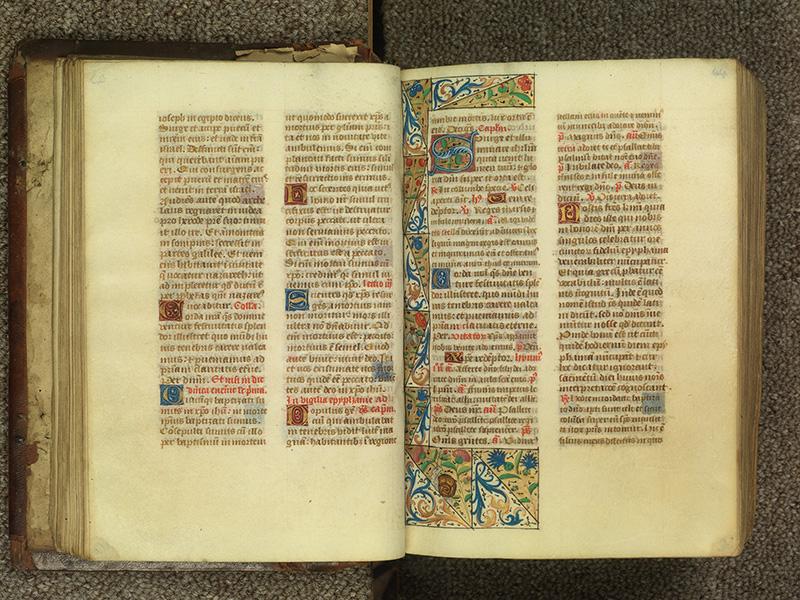 PARIS, Bibliothèque de l'Ecole des Beaux-Arts, Ms.Mas 0010, f. 043v - 044