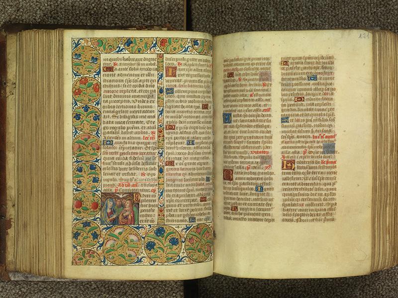 PARIS, Bibliothèque de l'Ecole des Beaux-Arts, Ms.Mas 0010, f. 170v - 171
