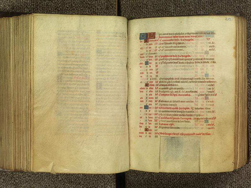 PARIS, Bibliothèque de l'Ecole des Beaux-Arts, Ms.Mas 0010, f. 246v - 247