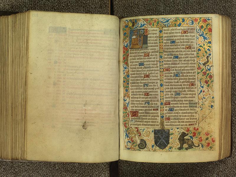 PARIS, Bibliothèque de l'Ecole des Beaux-Arts, Ms.Mas 0010, f. 253v - 254