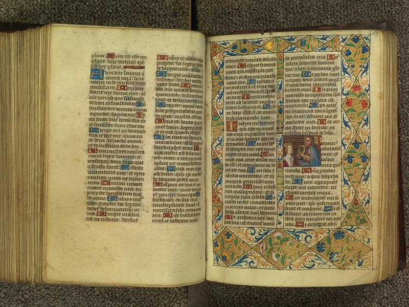 PARIS, Bibliothèque de l'Ecole des Beaux-Arts, Ms.Mas 0010, f. 262v - 263