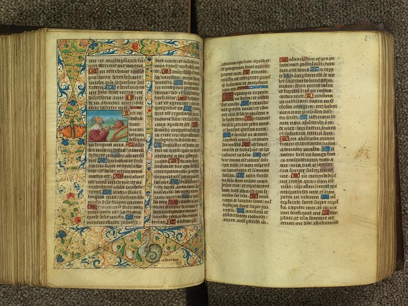 PARIS, Bibliothèque de l'Ecole des Beaux-Arts, Ms.Mas 0010, f. 269v - 270