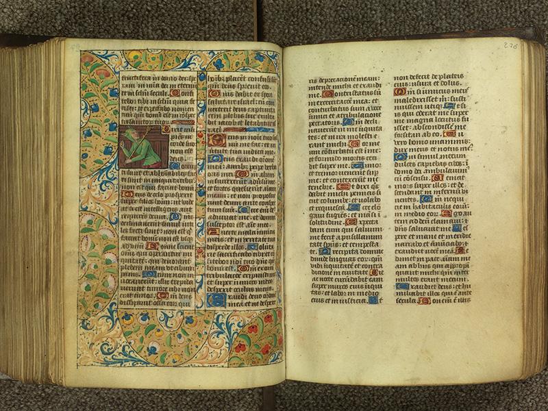PARIS, Bibliothèque de l'Ecole des Beaux-Arts, Ms.Mas 0010, f. 275v - 276