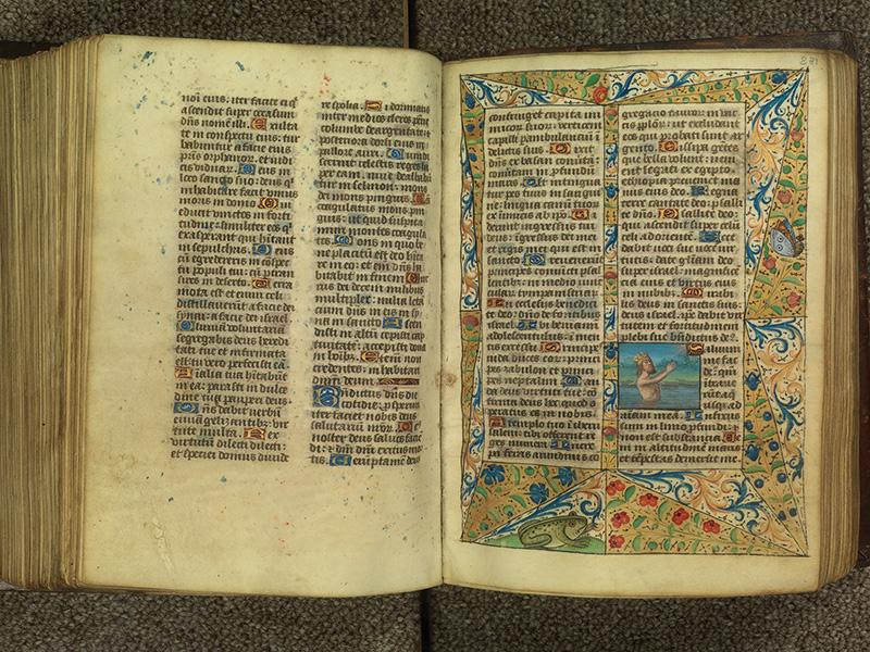 PARIS, Bibliothèque de l'Ecole des Beaux-Arts, Ms.Mas 0010, f. 280v - 281