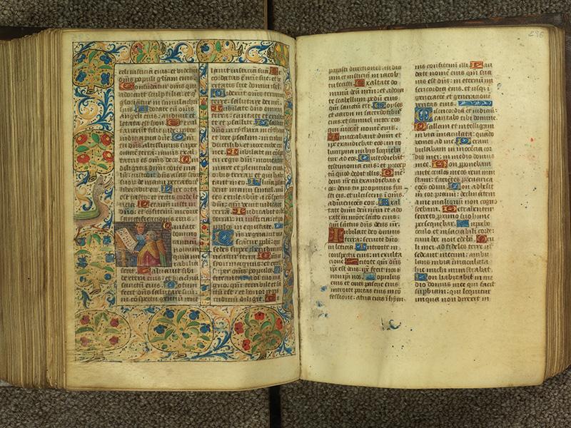 PARIS, Bibliothèque de l'Ecole des Beaux-Arts, Ms.Mas 0010, f. 295v - 296