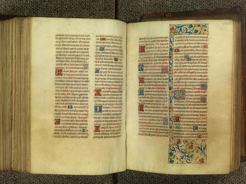PARIS, Bibliothèque de l'Ecole des Beaux-Arts, Ms.Mas 0010, f. 337v - 338