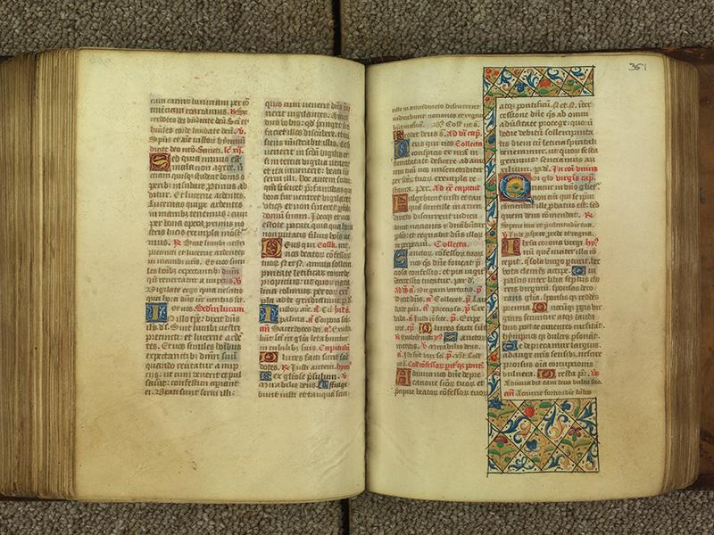 PARIS, Bibliothèque de l'Ecole des Beaux-Arts, Ms.Mas 0010, f. 360v - 361