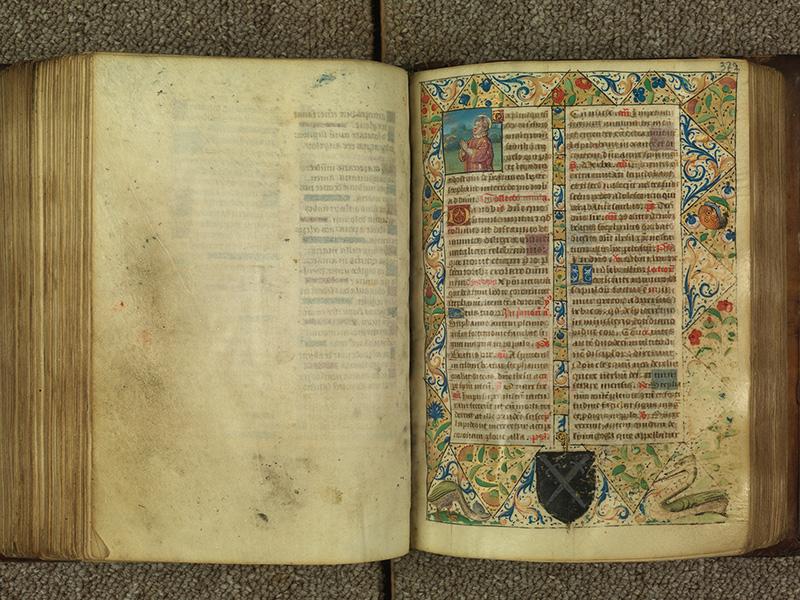 PARIS, Bibliothèque de l'Ecole des Beaux-Arts, Ms.Mas 0010, f. 371v - 372