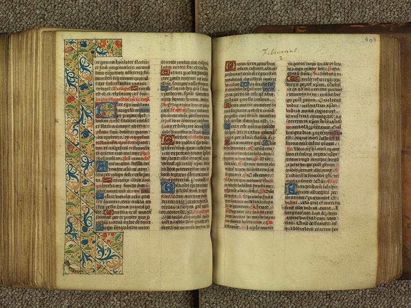 PARIS, Bibliothèque de l'Ecole des Beaux-Arts, Ms.Mas 0010, f. 407v - 408