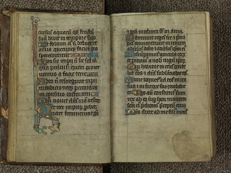 PARIS, Bibliothèque de l'Ecole des Beaux-Arts, Ms.Mas 0015, f. 013v - 014