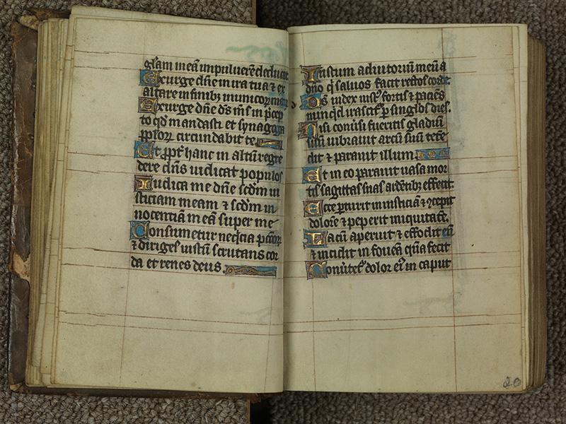 PARIS, Bibliothèque de l'Ecole des Beaux-Arts, Ms.Mas 0015, f. 019v - 020