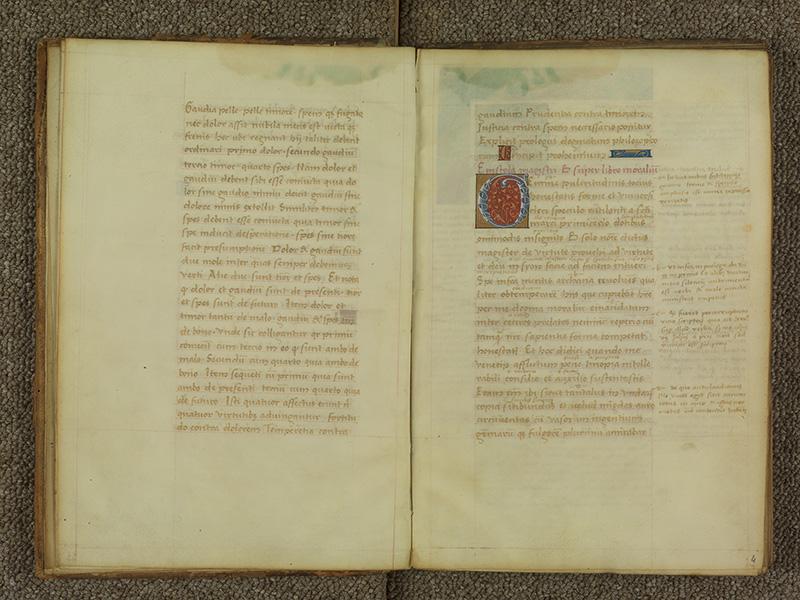PARIS, Bibliothèque de l'Ecole des Beaux-Arts, Ms.Mas 0039, f. 003v - 004