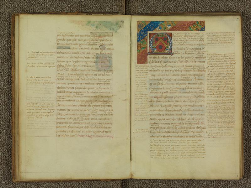 PARIS, Bibliothèque de l'Ecole des Beaux-Arts, Ms.Mas 0039, f. 004v - 005