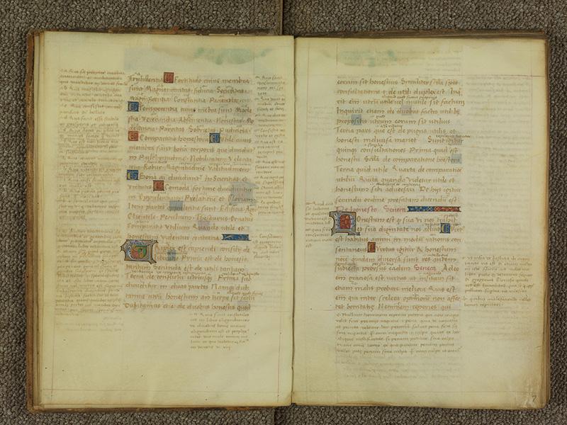 PARIS, Bibliothèque de l'Ecole des Beaux-Arts, Ms.Mas 0039, f. 006v - 007