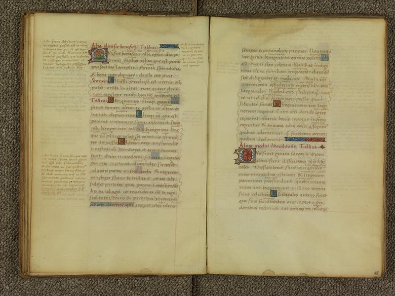 PARIS, Bibliothèque de l'Ecole des Beaux-Arts, Ms.Mas 0039, f. 017v - 018