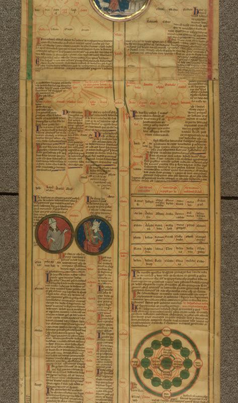 PARIS, Bibliothèque de l'Ecole des Beaux-Arts, Ms.Mas 0071, vue 3