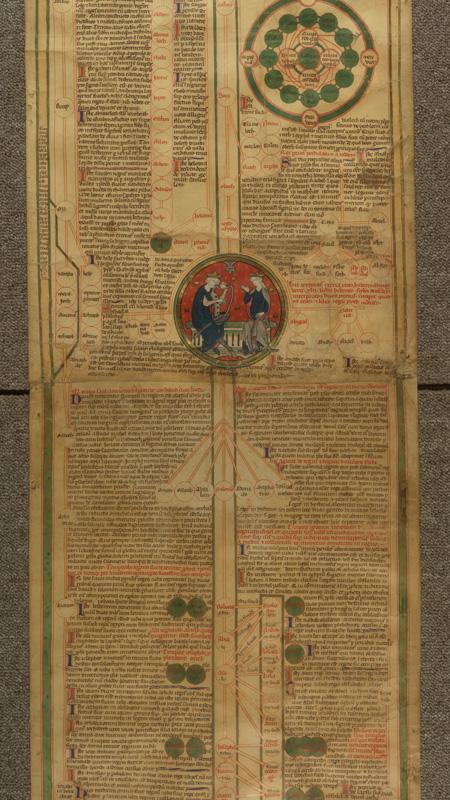 PARIS, Bibliothèque de l'Ecole des Beaux-Arts, Ms.Mas 0071, vue 4