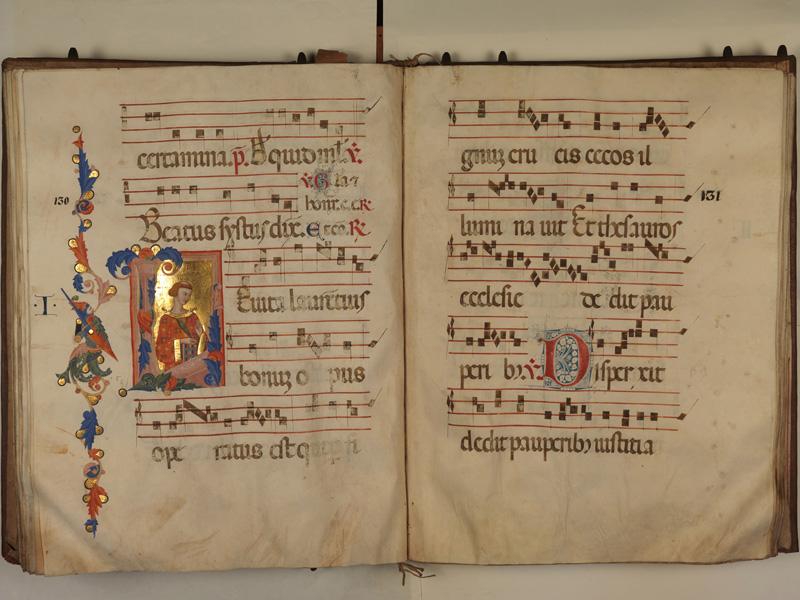 PARIS, Bibliothèque de l'Ecole des Beaux-Arts, Ms.Mas 0127, p. 130 - 131