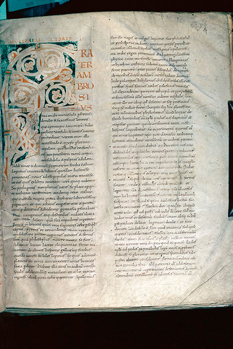 Reims, Bibl. mun., ms. 0001, f. 004 - vue 1