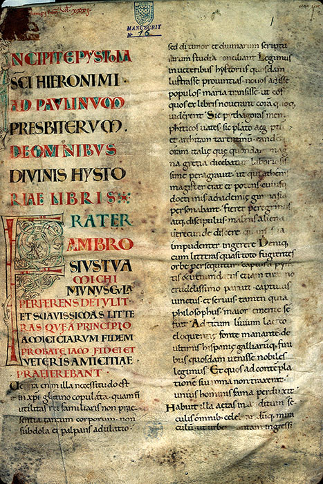 Reims, Bibl. mun., ms. 0016, f. 001