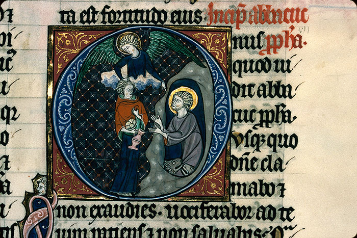 Reims, Bibl. mun., ms. 0041, f. 237 - vue 2