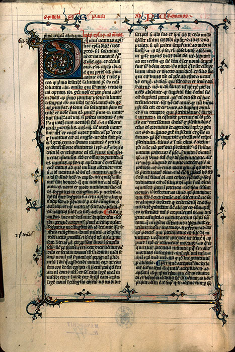Reims, Bibl. mun., ms. 0177, f. 001v