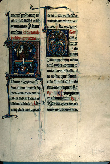 Reims, Bibl. mun., ms. 0230, f. 035 - vue 1