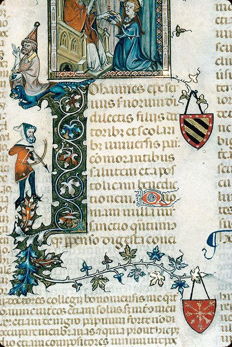 Reims, Bibl. mun., ms. 0739, f. 001 - vue 3
