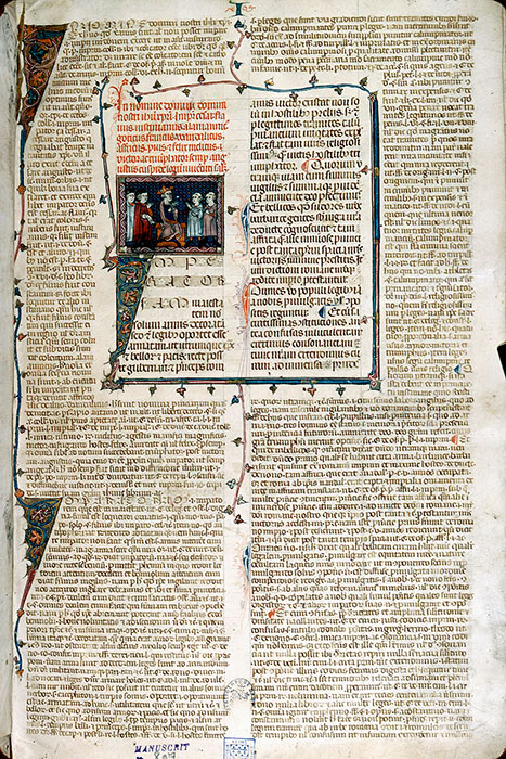 Reims, Bibl. mun., ms. 0807, f. 001 - vue 1