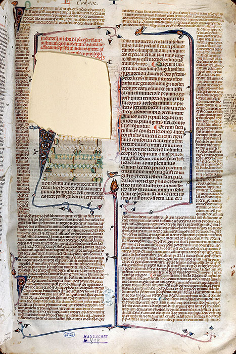 Reims, Bibl. mun., ms. 0818, f. 001