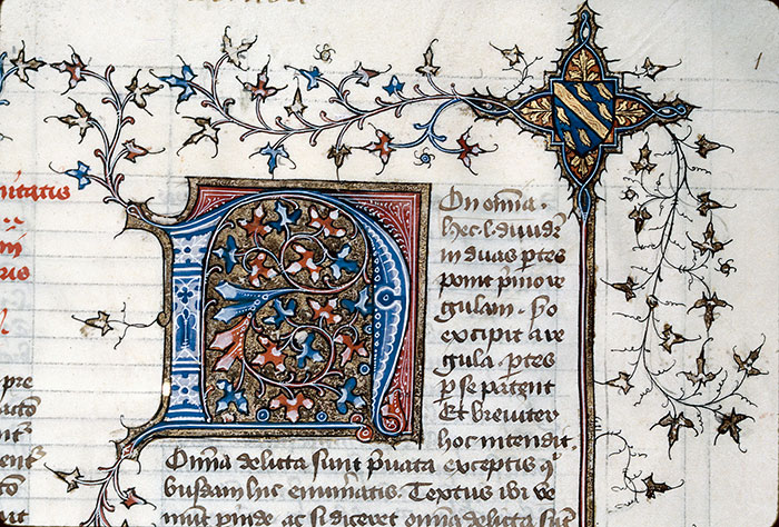 Reims, Bibl. mun., ms. 0829, f. 001 - vue 2