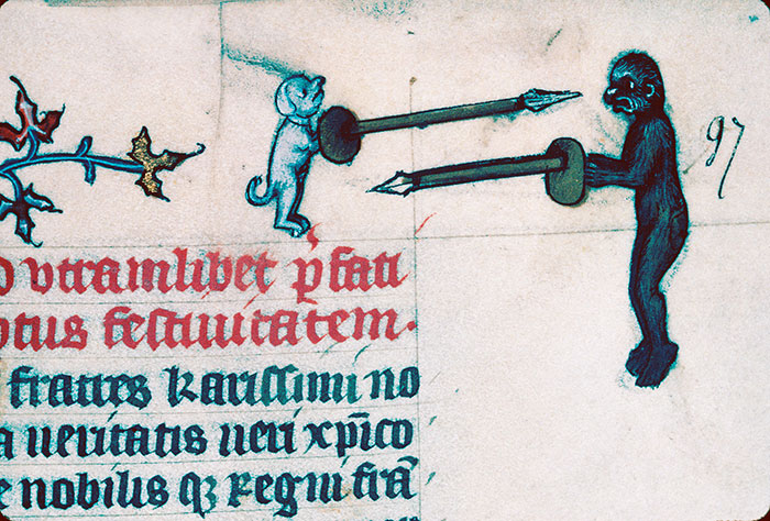 Reims, Bibl. mun., ms. 1418, f. 097 - vue 2