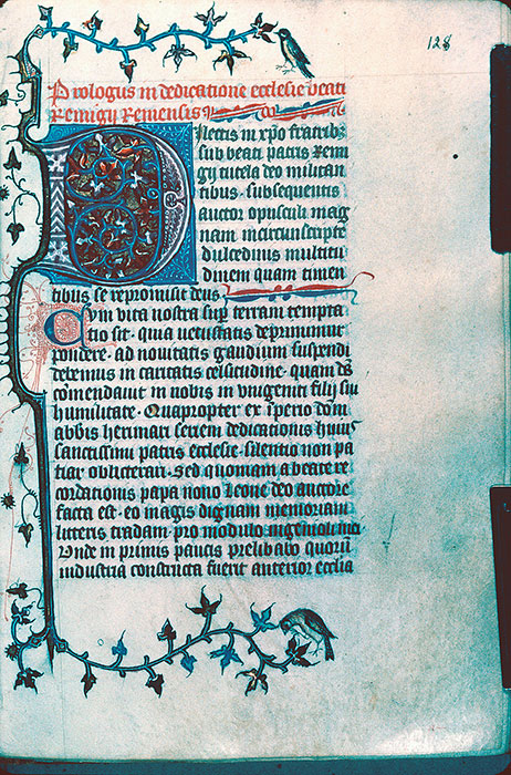 Reims, Bibl. mun., ms. 1418, f. 128