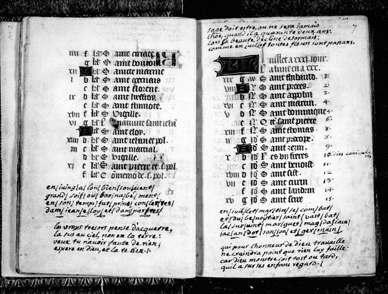 REIMS, Bibliothèque municipale, 0360 (N. Fonds), f. 006v - 007