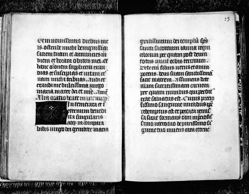 REIMS, Bibliothèque municipale, 0360 (N. Fonds), f. 022v - 023