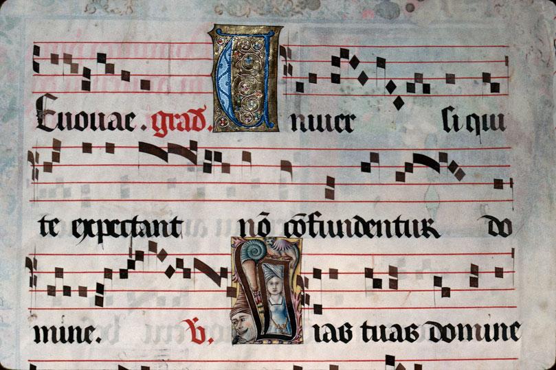 Saint-Dié, Bibl. mun., ms. 0074, f. 001v - vue 1