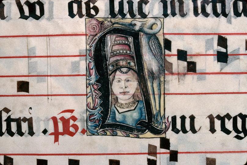Saint-Dié, Bibl. mun., ms. 0074, f. 003 - vue 1