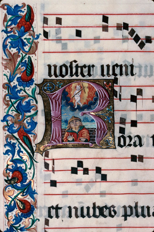 Saint-Dié, Bibl. mun., ms. 0074, f. 006v - vue 1