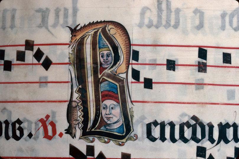 Saint-Dié, Bibl. mun., ms. 0074, f. 009