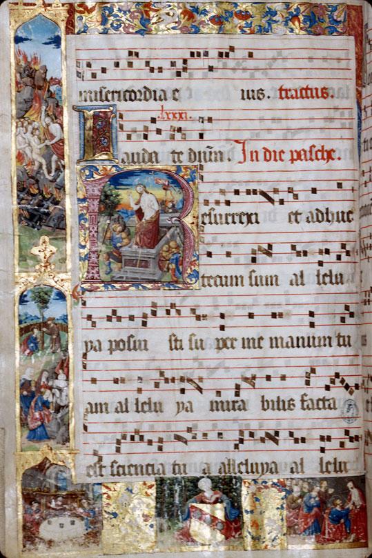 Saint-Dié, Bibl. mun., ms. 0074, f. 140v - vue 1