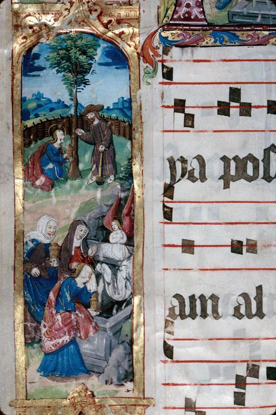 Saint-Dié, Bibl. mun., ms. 0074, f. 140v - vue 4