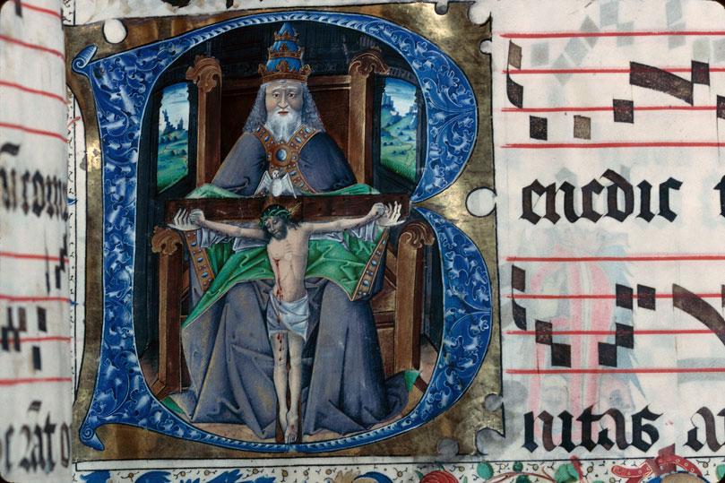 Saint-Dié, Bibl. mun., ms. 0074, f. 176 - vue 2